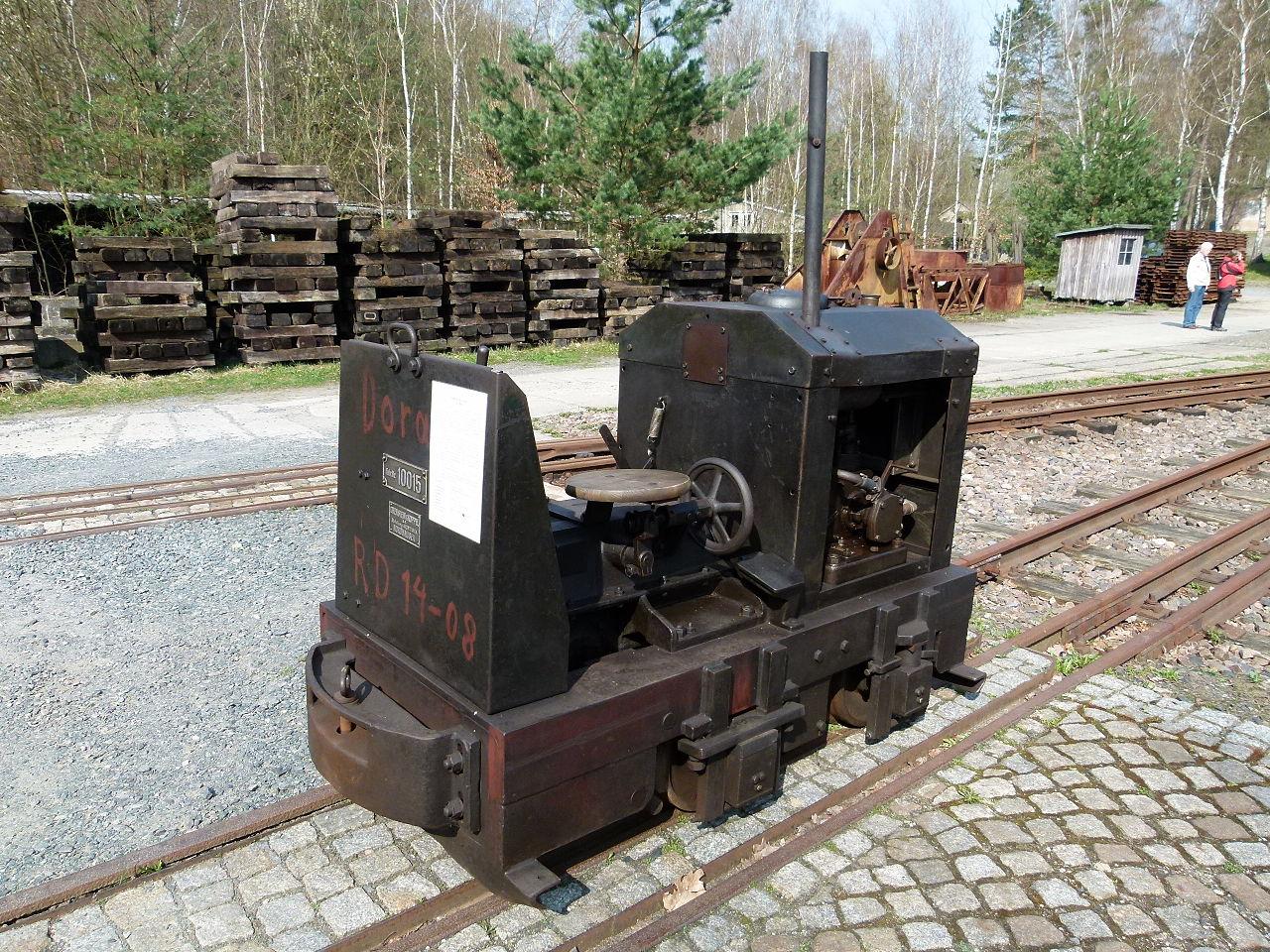 Bild Feldbahnmuseum Guldental
