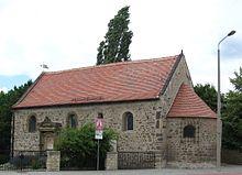 Bild Kirche St. Nikolaus Halle Böllberg