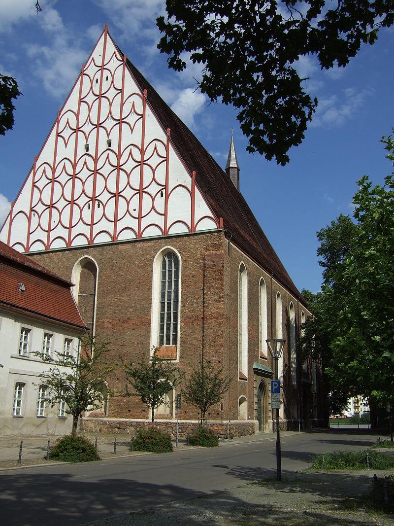 Bild Konzerthalle Carl Philipp Emanuel Bach Frankfurt/Oder