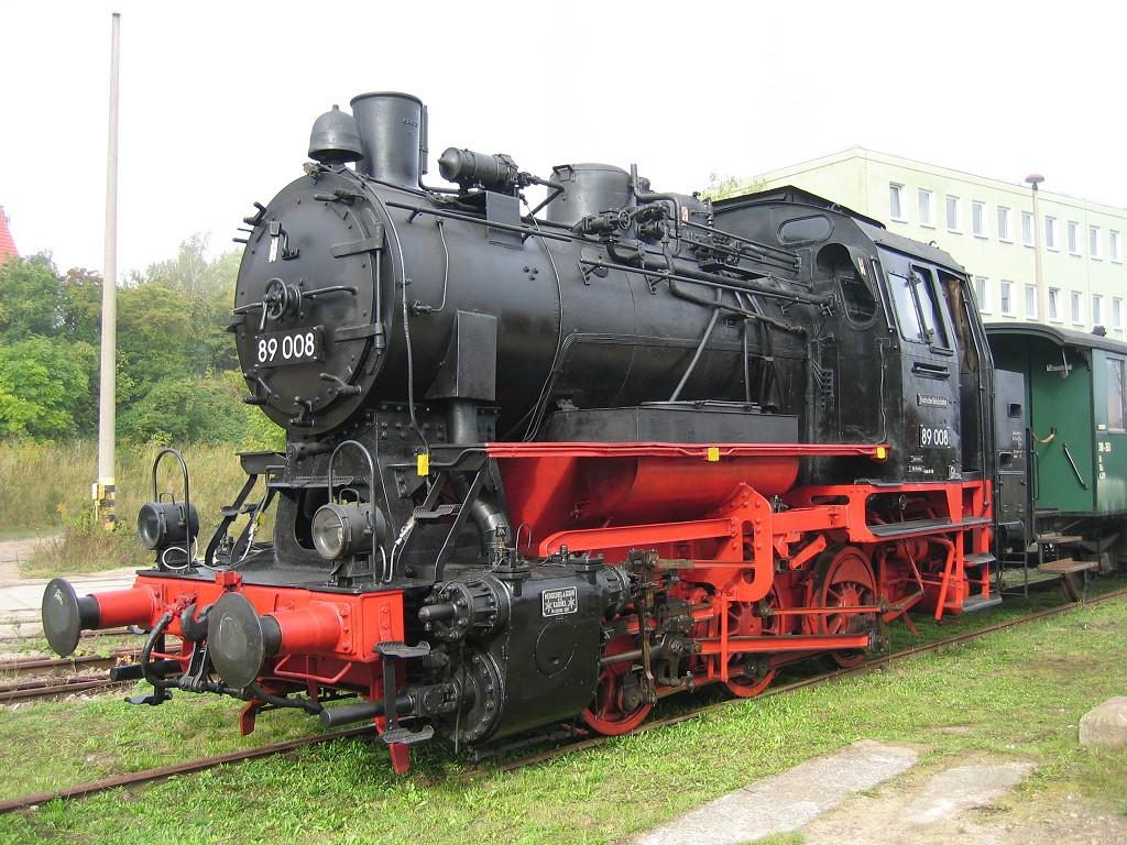 Bild Museumseisenbahn Hanau