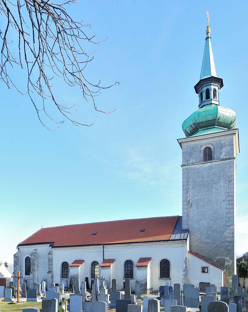 Bild Kirche St. Vitus Rohrau
