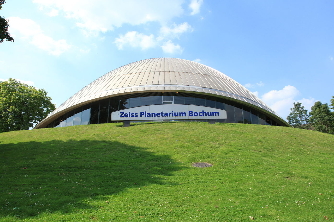 Bild Zeiss Planetarium Bochum
