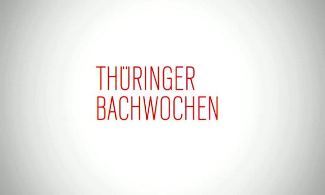 Bild Thüringer Bachwochen Weimar