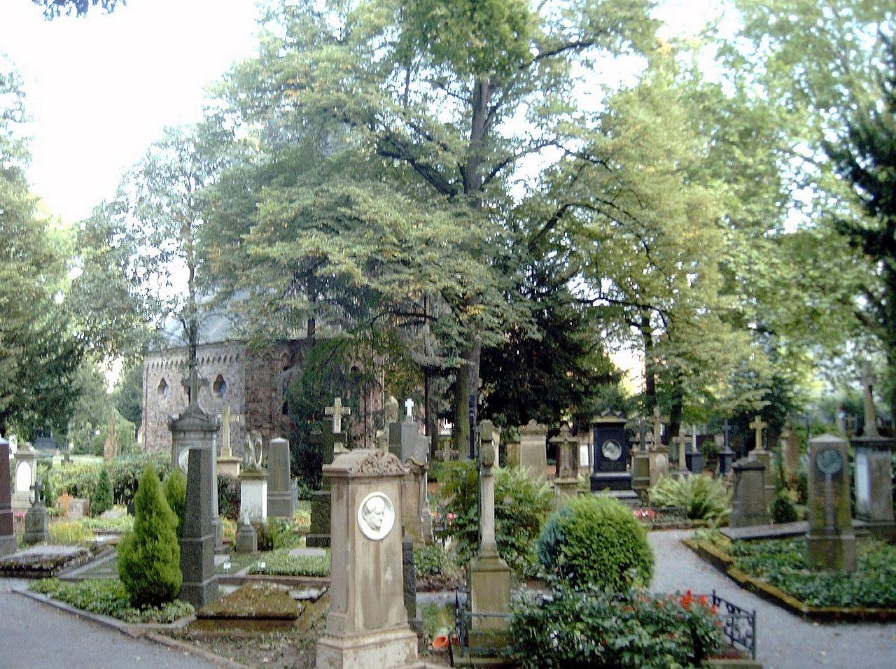 Bild Alter Friedhof Bonn