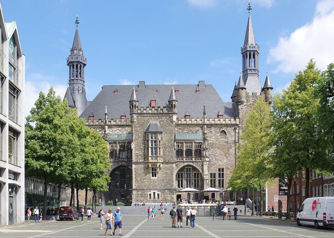 Bild Aachener Rathaus