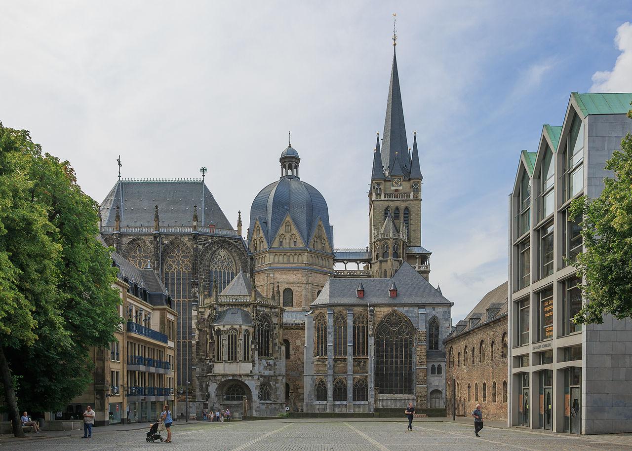 Bild Aachener Dom