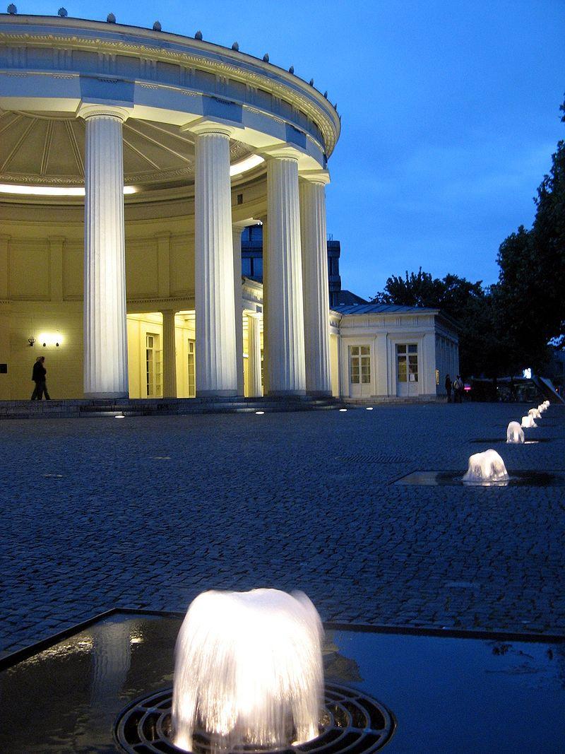 Bild Elisenbrunnen Aachen
