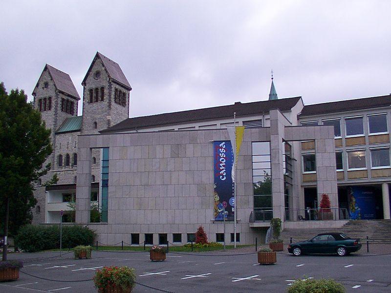 Bild STÄDTISCHE GALERIE AM ABDINGHOF Paderborn