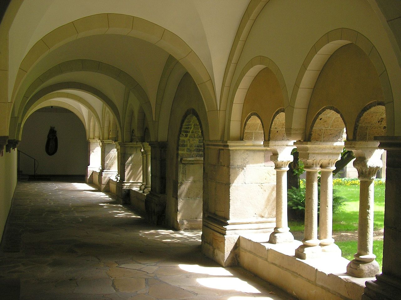 Bild Abtei Hamborn Duisburg