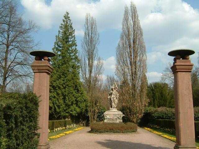 Bild Altstadtfriedhof Aschaffenburg