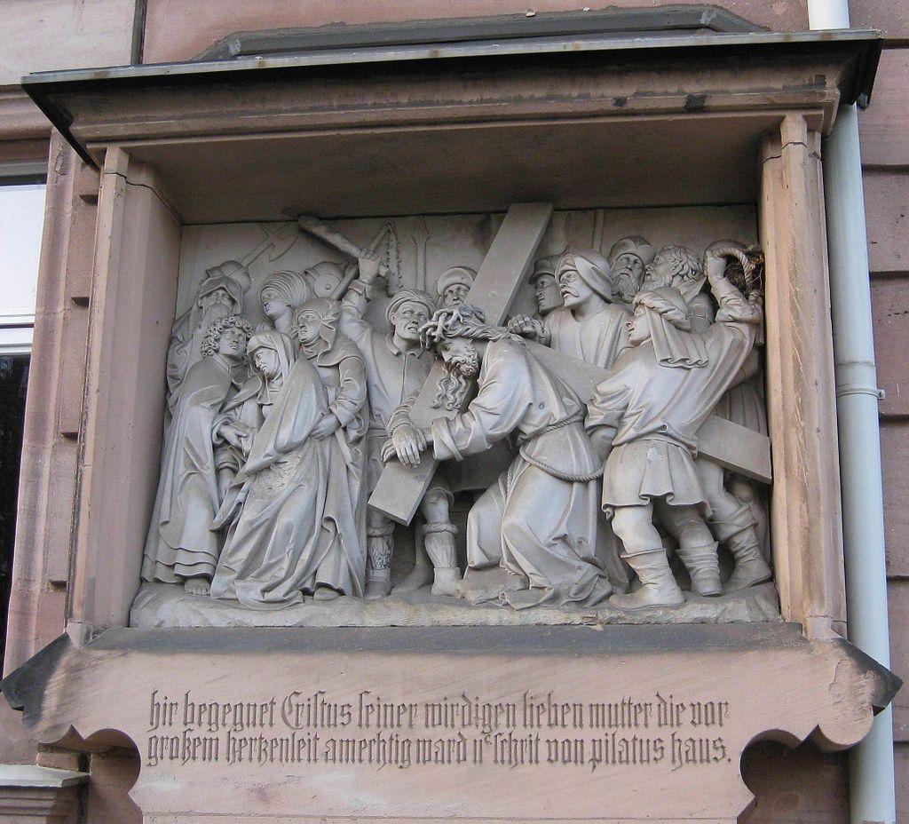 Bild Nürnberger Kreuzweg
