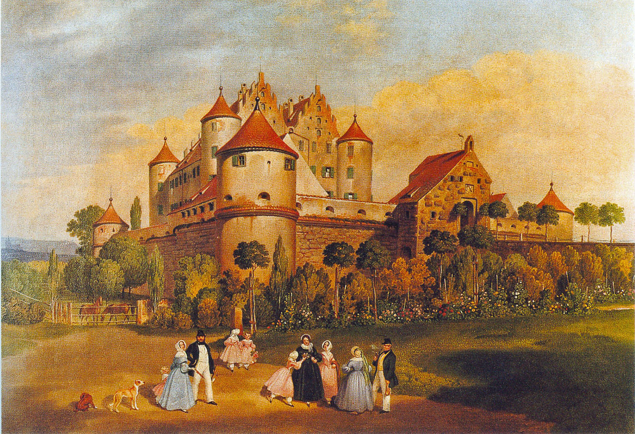 Bild Schloss Erbach