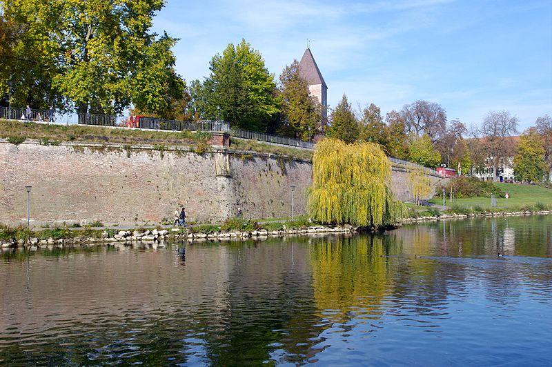 Bild Adlerbastei Ulm