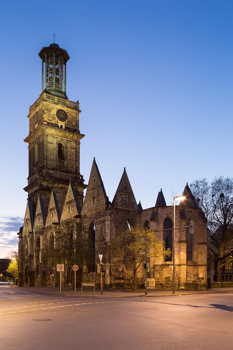 Bild Aegidienkirche Hannover