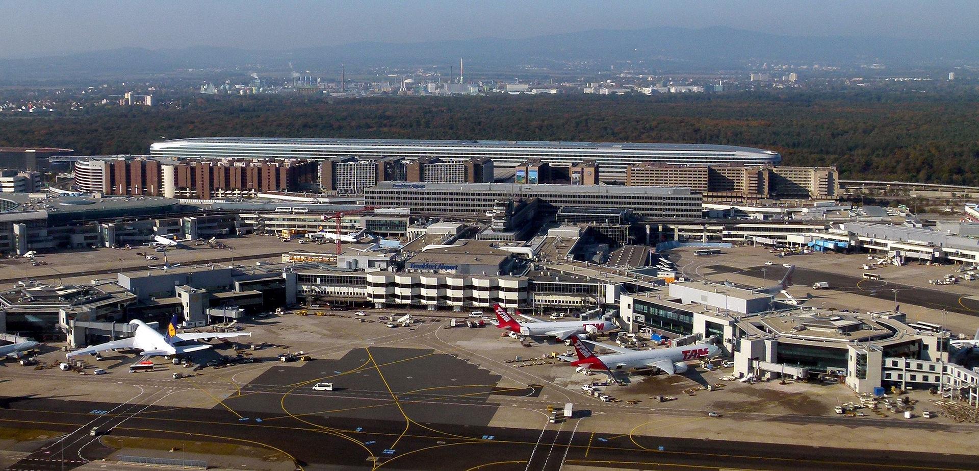 Bild Flughafentour auf dem Frankfurt Airport