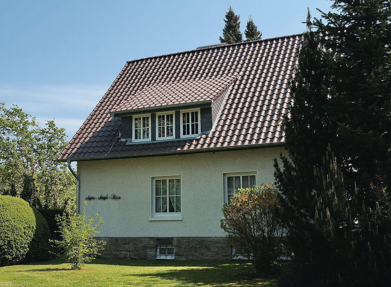 Bild Agnes Miegel Haus Bad Nenndorf