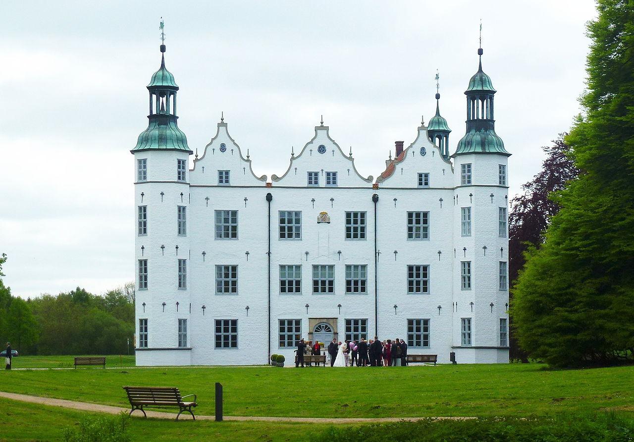 Bild Schloss Ahrensburg