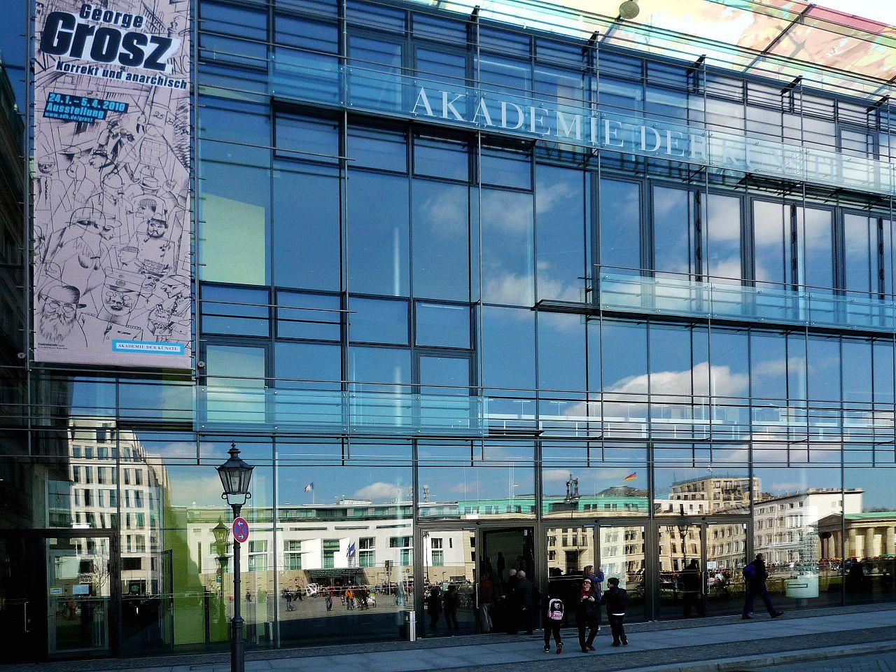 Bild Akademie der Künste Berlin