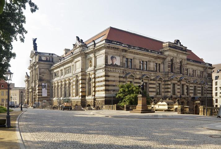 Bild Albertinum Dresden