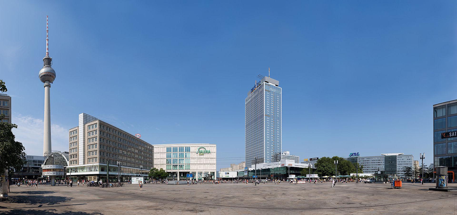 Bild Alexanderplatz