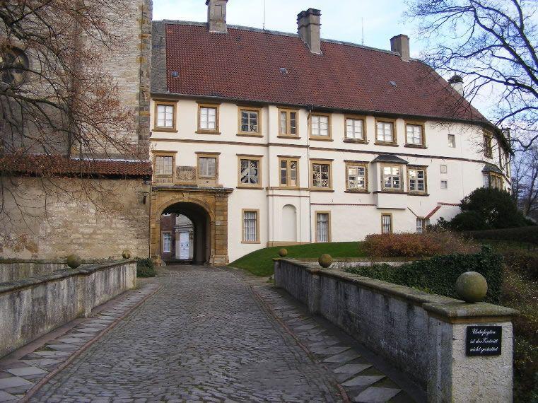 Bild Schloss Rheda Wiedenbrück
