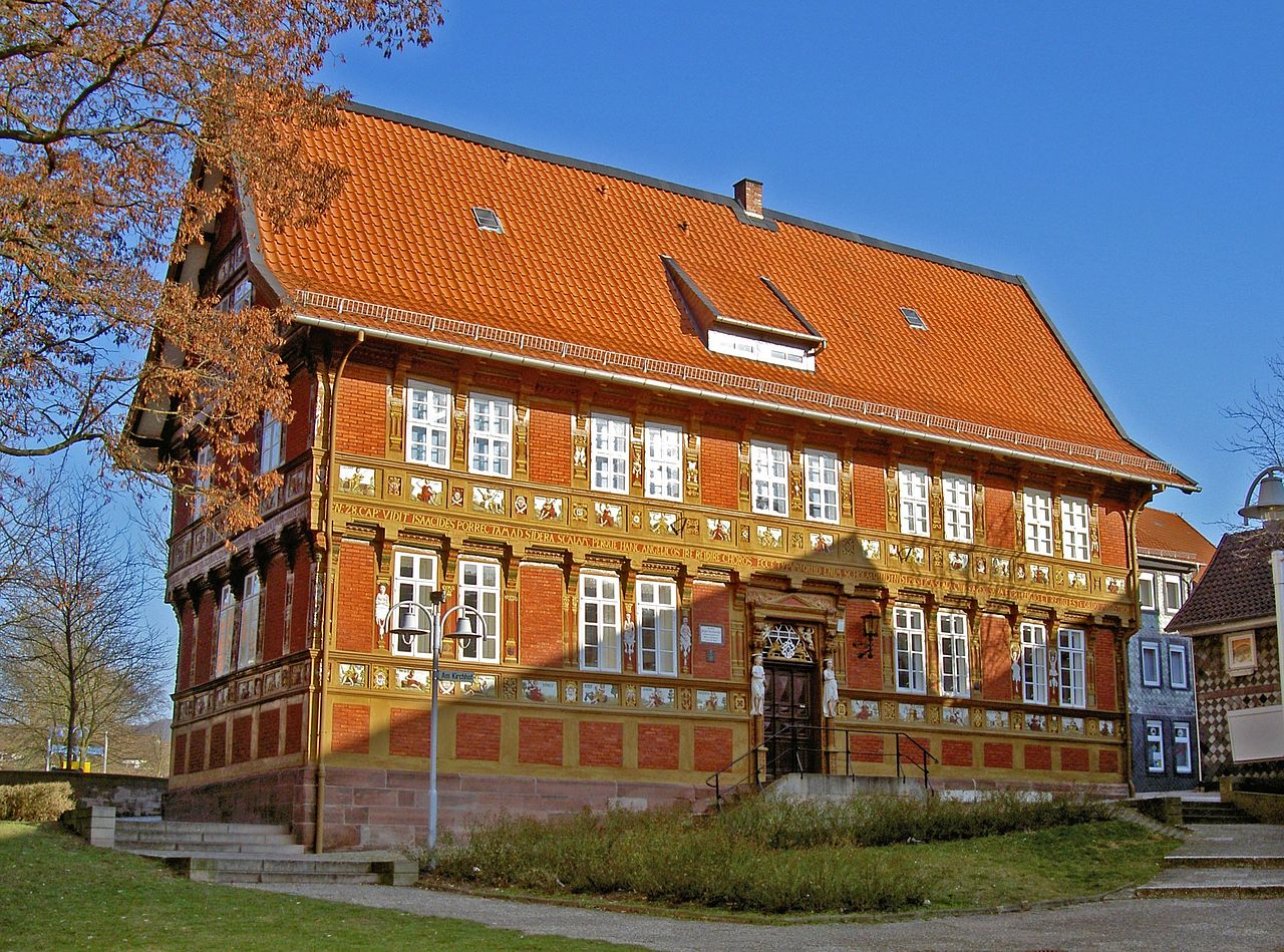 Bild Alte Lateinschule Alfeld