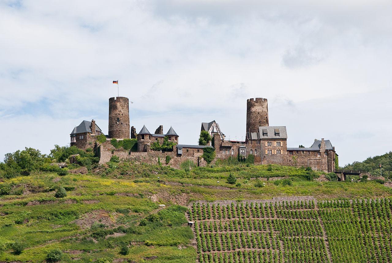 Bild Burg Thurant Alken