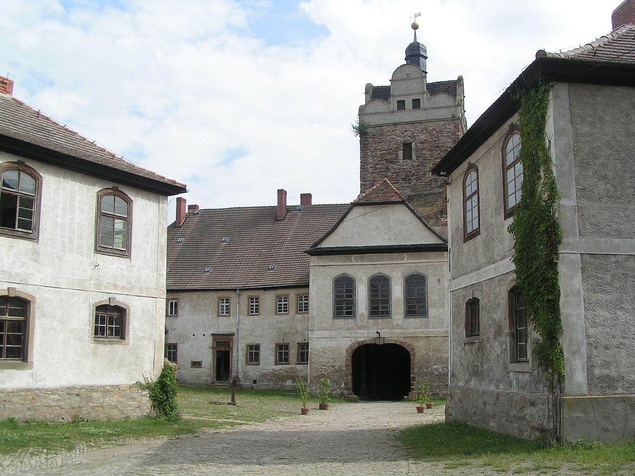 Bild Schloss Allstedt