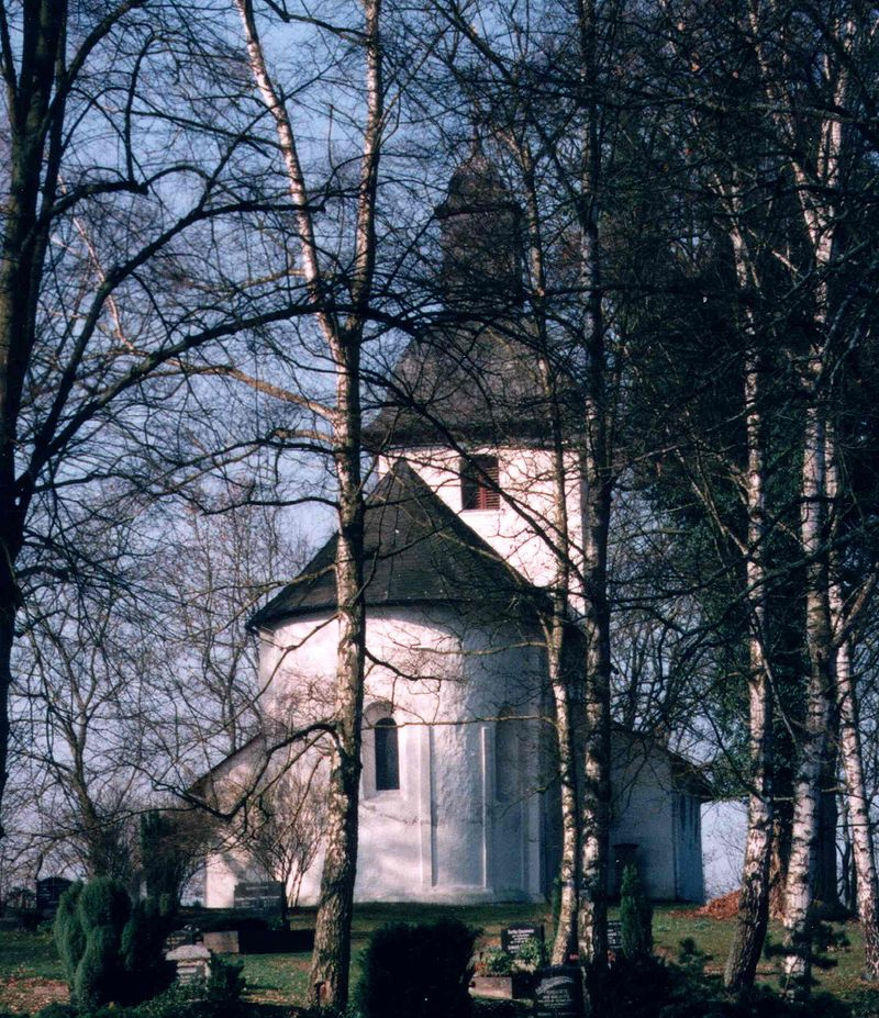 Bild Kirche Almersbach