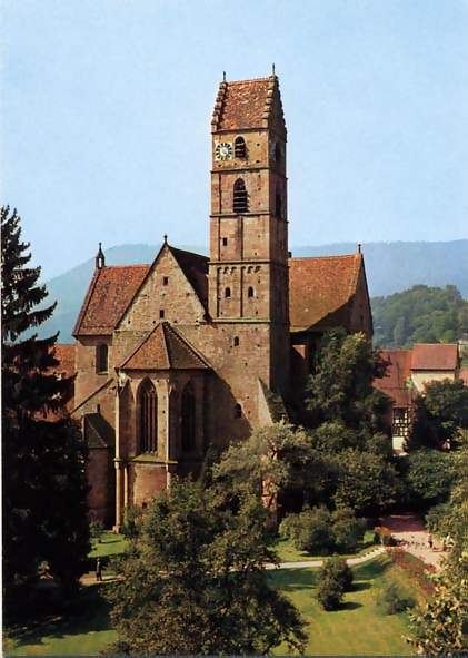 Bild Kloster Alpirsbach