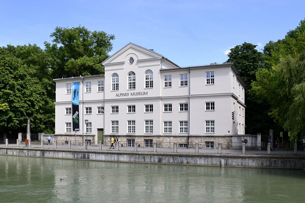 Bild Alpines Museum München