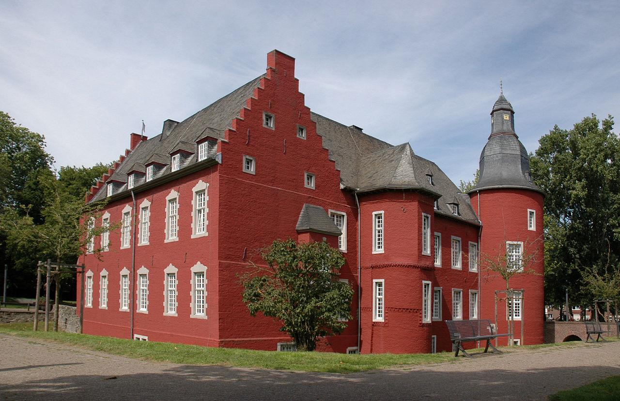Bild Burg Alsdorf