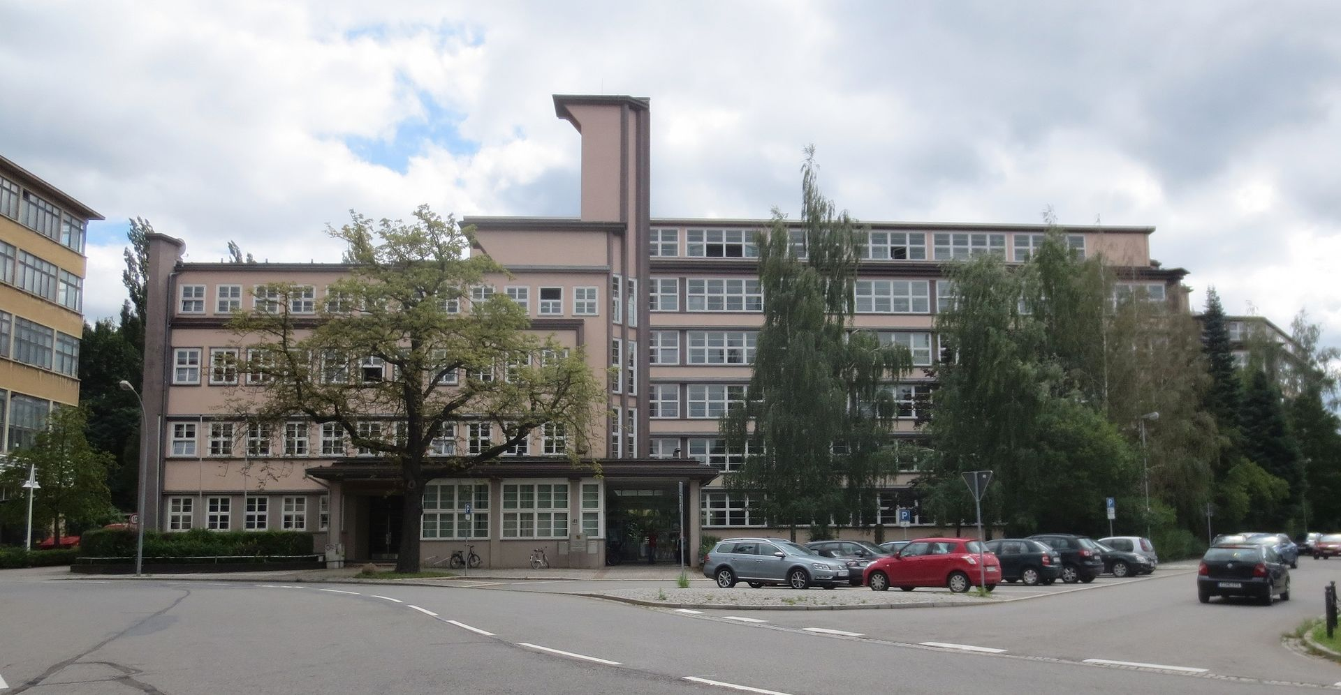 Architektur der moderne in chemnitz - Architekt chemnitz ...