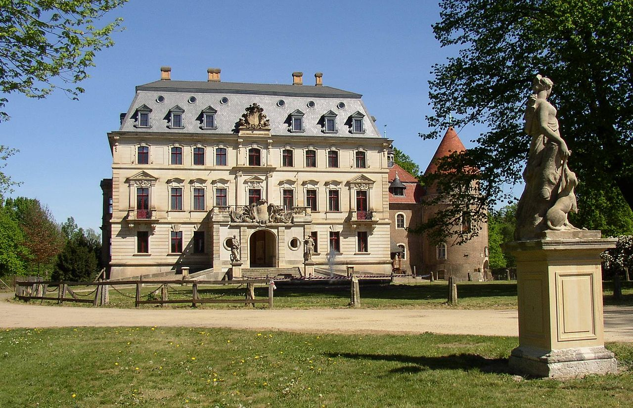 Bild Schloss Altdöbern