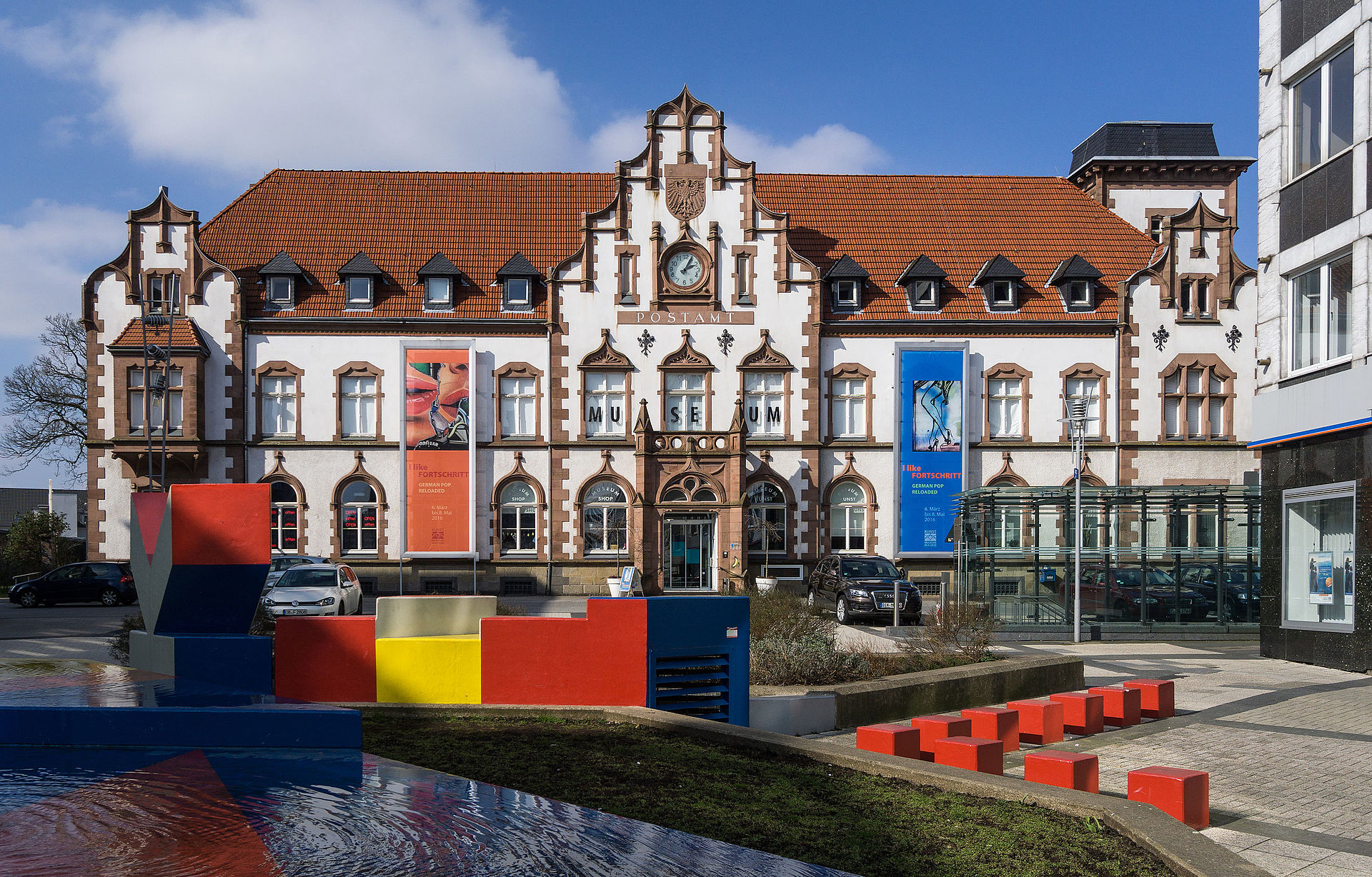 Bild Kunstmuseum in der Alten Post Mülheim an der Ruhr