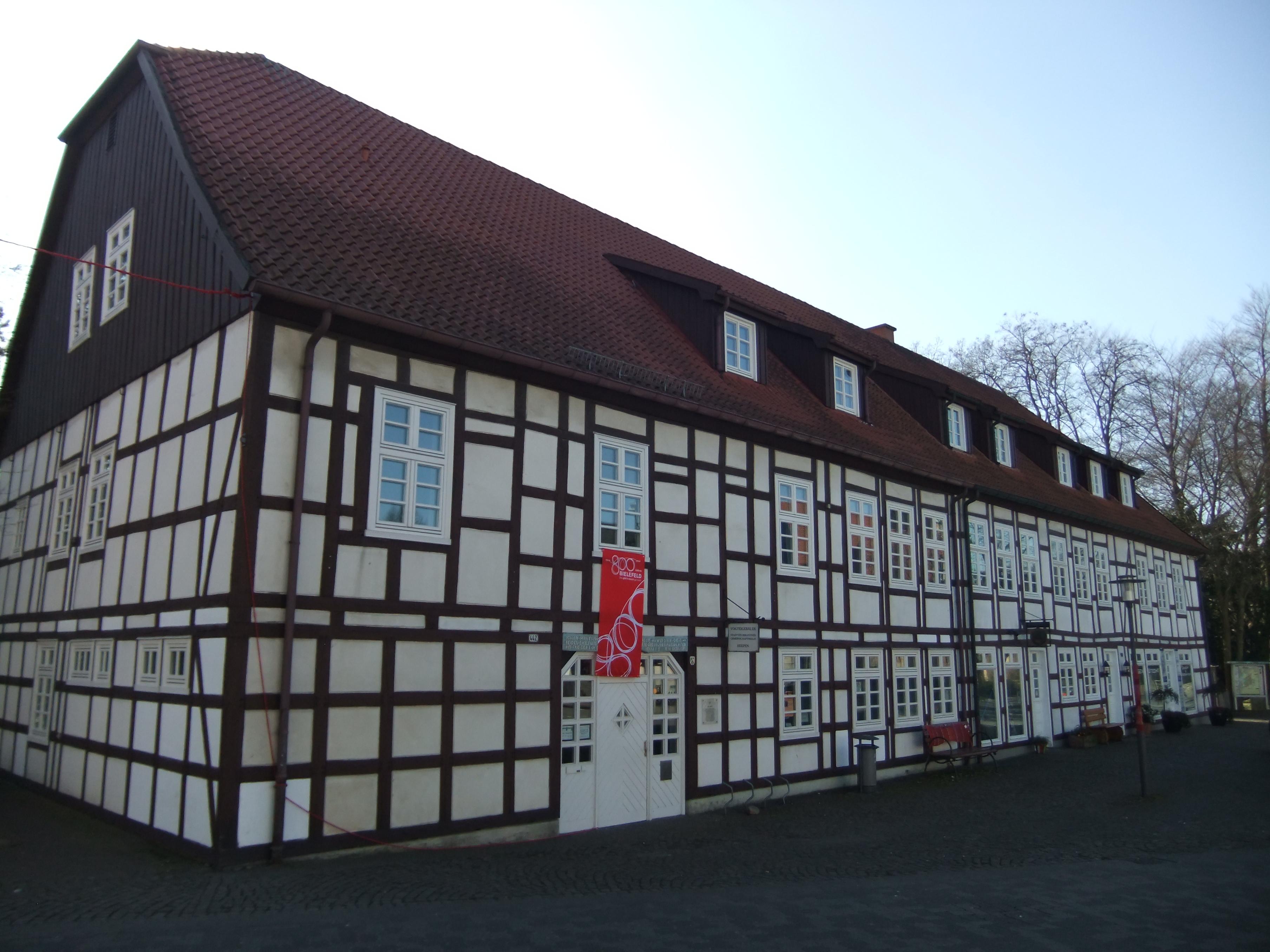 Bild Alte Vogtei Bielefeld