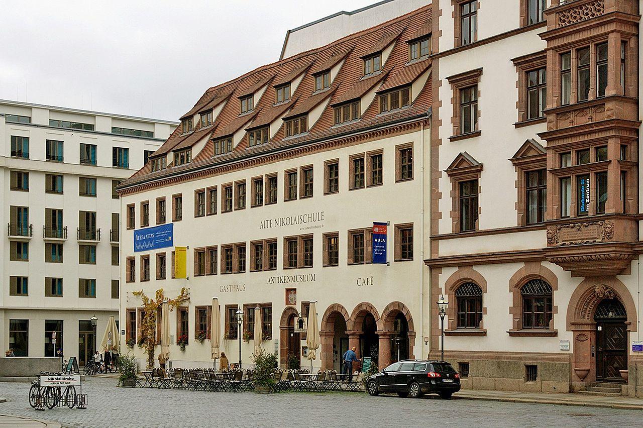 Bild Alte Nikolaischule Leipzig