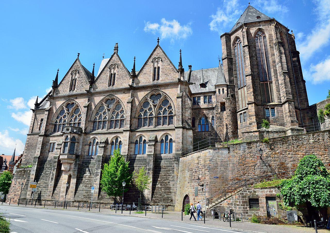 Bild Alte Universität Marburg