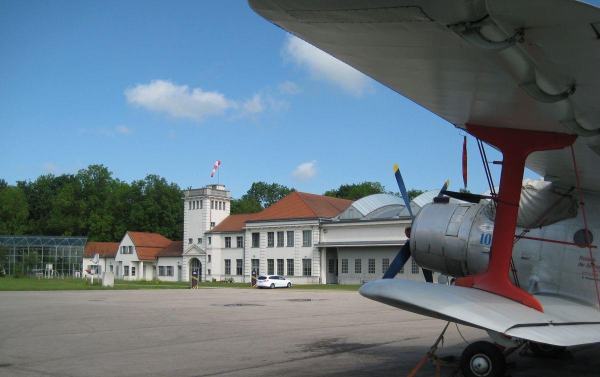 Bild Deutsches Museum Flugwerft Schleißheim