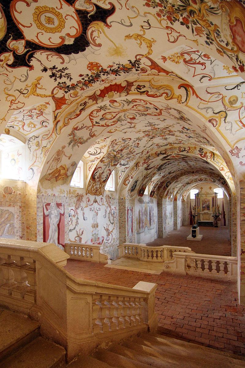 Bild Benediktinerstift Altenburg