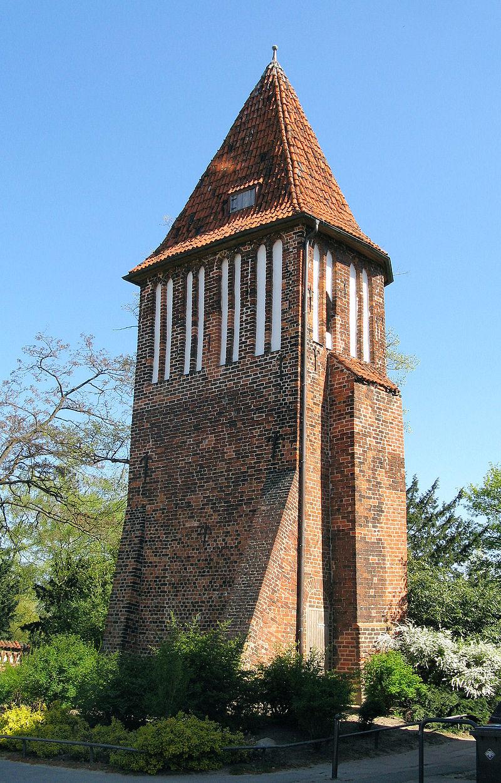Bild Alter Wasserturm Wismar