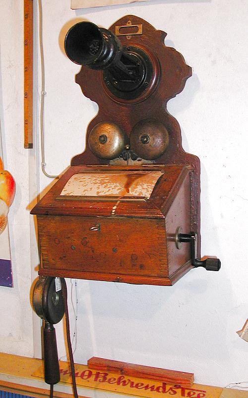 Bild Deutsches Telefon Museum Morbach