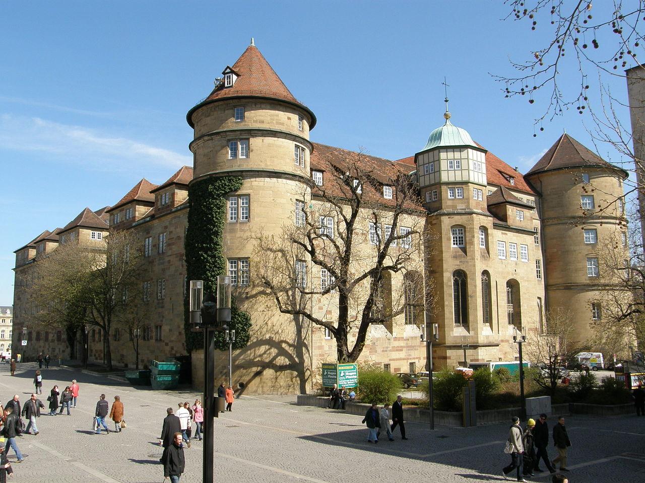 Bild Altes Schloss Stuttgart
