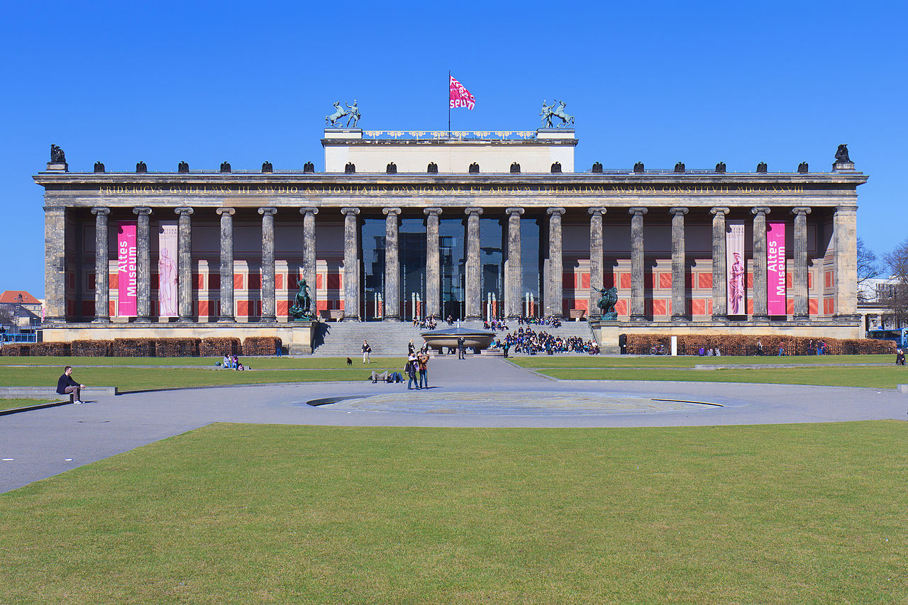 Bild Altes Museum Berlin