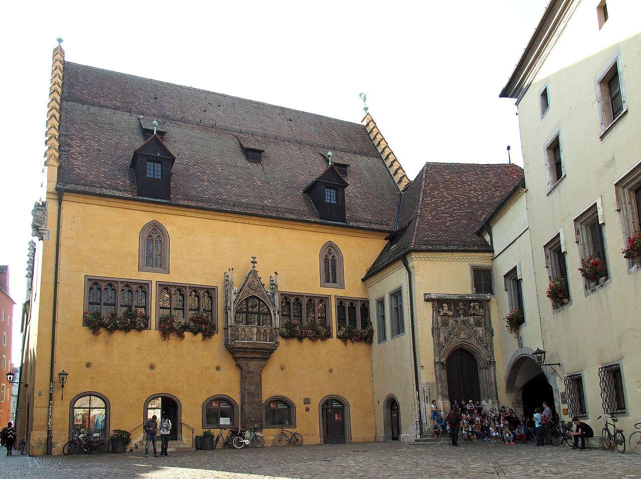 Bild Altes Rathaus Regensburg