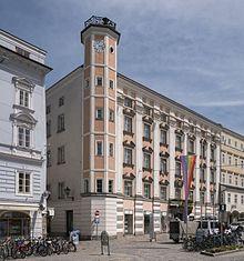 Bild Altes Rathaus Linz