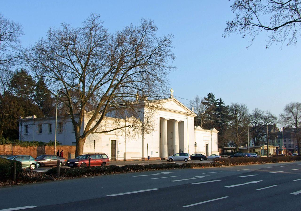 Bild Hauptfriedhof Frankfurt am Main