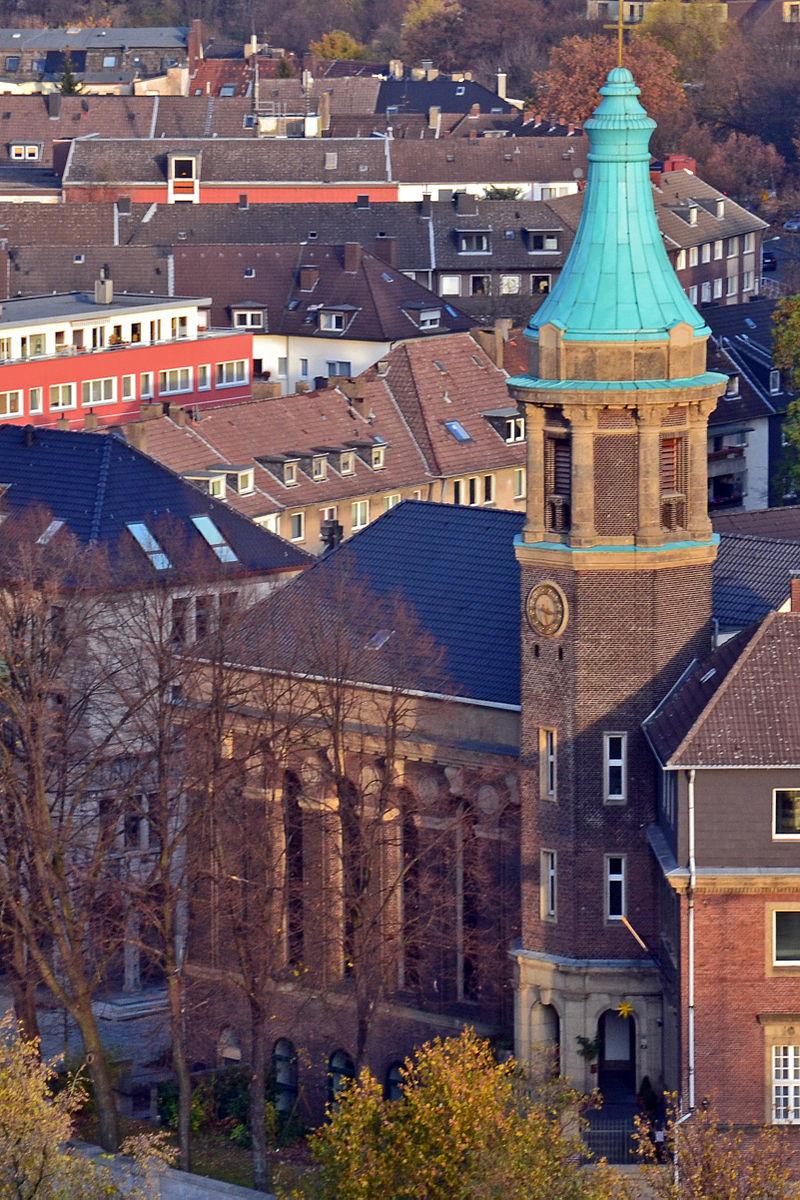 Bild Friedenskirche Essen