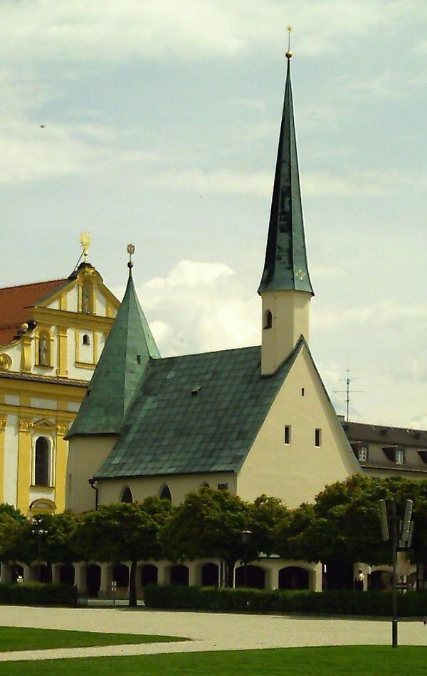 """Bild Gnadenkapelle """"Unsere Liebe Frau von Altötting"""""""