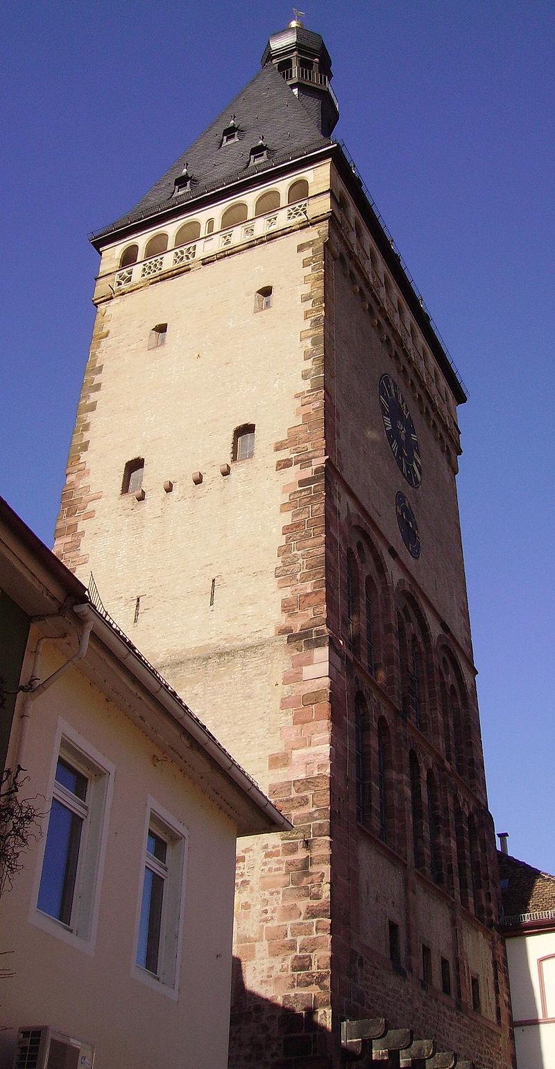Bild Altpörtel Speyer